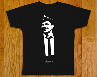 Frank Sinatra T-shirt, singer