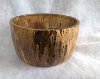 English Walnut large bowl