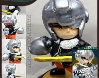 Custom amiibo - Masked Man (Mother 3)
