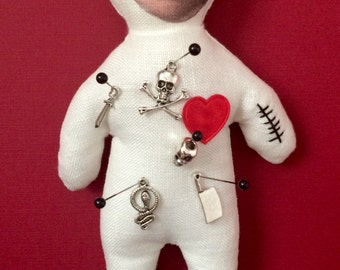Photo REVENGE VOODOO DOLL