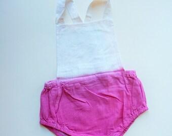Baby girl Cotton Romper- Jumpsuit- Summer Romper