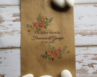 "25 Sachets ""Flowers"""
