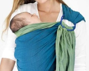 Sova Baby Organic Cotton Ring Sling / Baby Carrier /Baby Sling