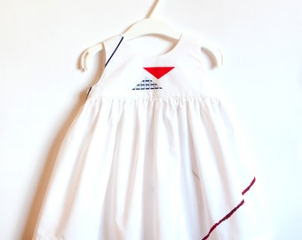 SALE Girl Baby Dress Dress Baby Girl Baby Outfit Dress For Baby Girl Baby Birthday Dress Design Dress 9M Dress Summer Dress 12M