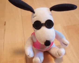 Vintage Snoopy stuffed plush 1971