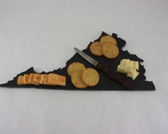 Virginia Slate Cutting Board/ Cheeseboard/ Serving Tray