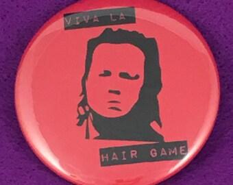 Eugene Walking Dead Pocket Mirror // Magnet // Pin