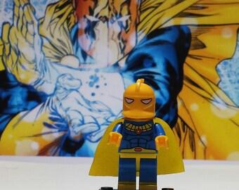 Dr Fate Minifigure DC Comics Justice League Society Kent Nelson (LEGO Compatible)