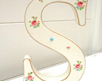 Wooden wall letters  Etsy