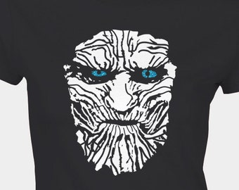 Game Of Thrones inspired White Walker Ladies fit T-Shirt