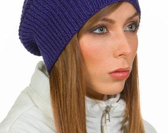 Handmade. Knitted cap.
