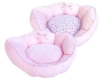 Dog Bed LOVEMYDOG rose