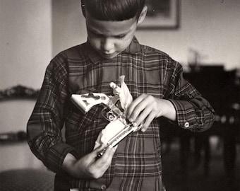 Antique Toy Gun Etsy Uk