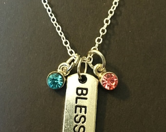 Blessed Mother's Necklace
