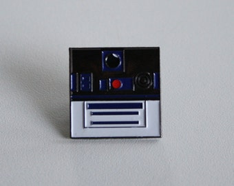 The R2-DCubed Lapel Pin