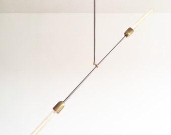 Industrial Modern ceiling lamp, pendant lamp, Balance Lamp