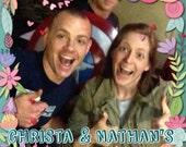 Christa & Nathan's Serving Bowl - Medium