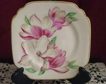 Stunning Syracuse China Dessert/Salad Plates, Onondaga Pottery Co.