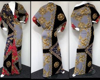 3 Way  Long Convertible Maxi Dress. Travel, Cruise, Small, Medium, Large.