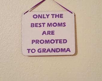 Moms and Grandmas