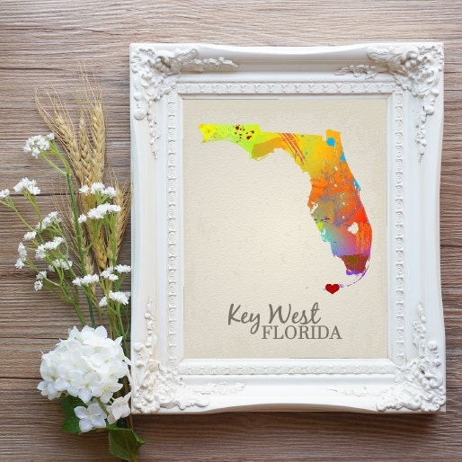 Key west wedding key west map key west art key west prints for Key west wedding dresses