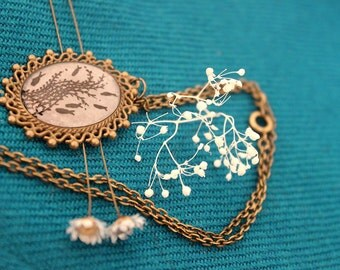 Fishes Necklace