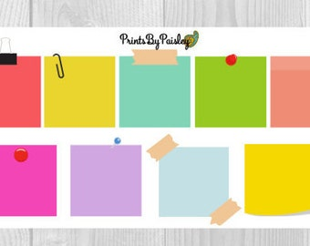 Sticky Note Kit