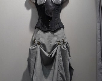 Jupe Steampunk / Steampunk Skirt