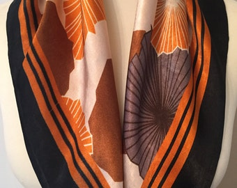 Silk Digitally Printed Scarfs