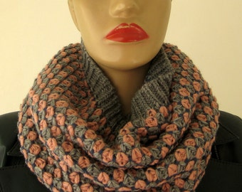infinity Scarves, Chunky Scarf, Circle Scarf, Winter Accessories, Gifts For Her, Gifts For Women /// ACCESSORYWORLDTURKEY