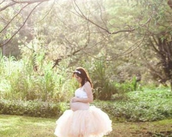 BeauTUTUful maternity tutu for that special time in your life,