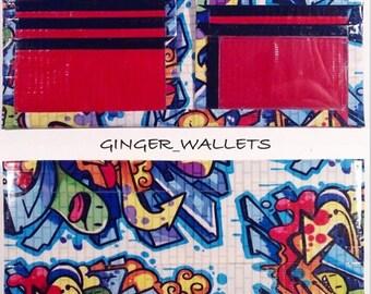 Graffiti 2.0 Bi-Fold Wallet