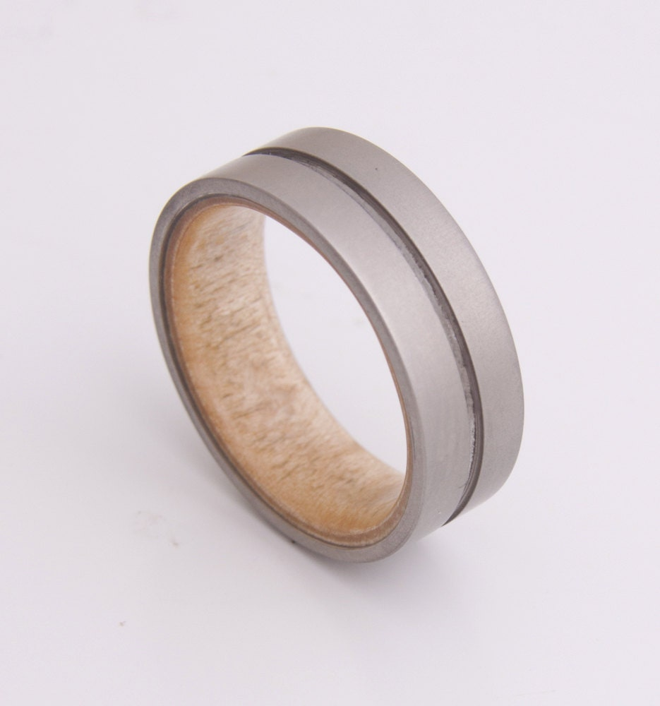 Wood Mens Wedding Bands Canada