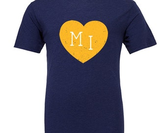 Michigan Heart T-Shirt