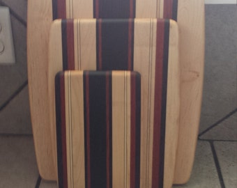 custom made wooden cutting boards