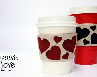 Sleeve Love Coffee sleeve Reusable coffee holder