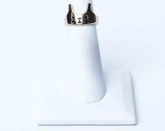 Cat Ring / Cat Midi Ring / Cat Jewelry / Kitty Ring / Kitty Midi Ring / Kitty Jewelry / Midi Ring / Cute Cat Ring / Cute Ring