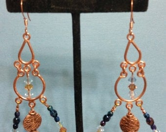 Blue Heaven Earrings