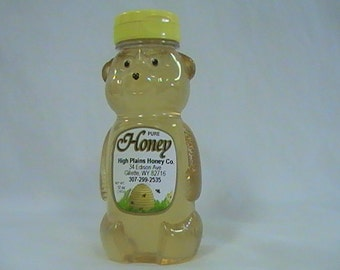 Honey - 12 Ounce Bear