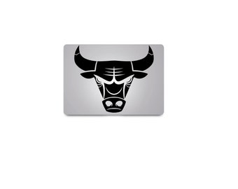 Chicago Bulls decal, Chicago Bulls sticker, sports decal, sports sticker