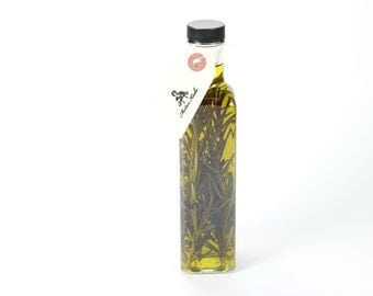 Extra Virgin Olive Oil with a fresh Thyme Infusion - 250ml (8.45 Oz)