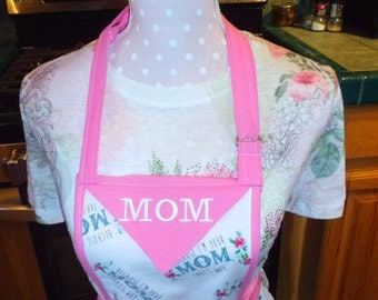 Because I'm the Mom, thats why--Mother's Day Apron