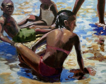 Poolside group