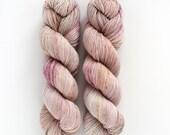Ganymede ~ Sock Yarn, 2ply, Merino, Nylon