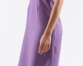 dress linen promo: original price eur 65 - 20%