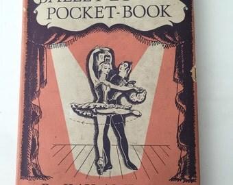 The Ballet Lover's Pocket Book Dance Instruction Hardback