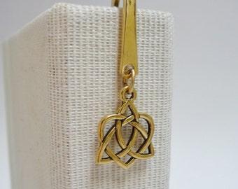 Celtic Heart Bookmark