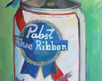 Blue Ribbon of Happiness