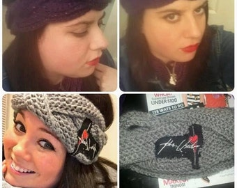 Custom Braided Headband