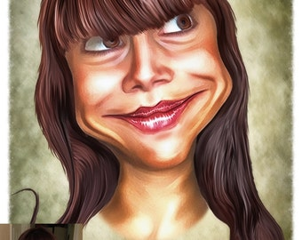 Portraits and Caricatures